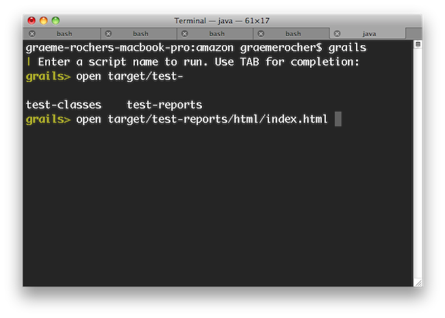 5 The Command Line 4 0 0